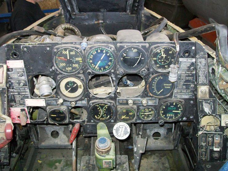 Republic F-84G Thunderjet Project 7