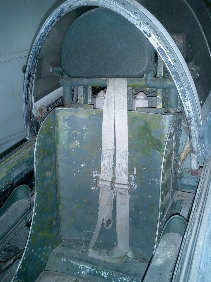 Republic F-84G Thunderjet Project 8