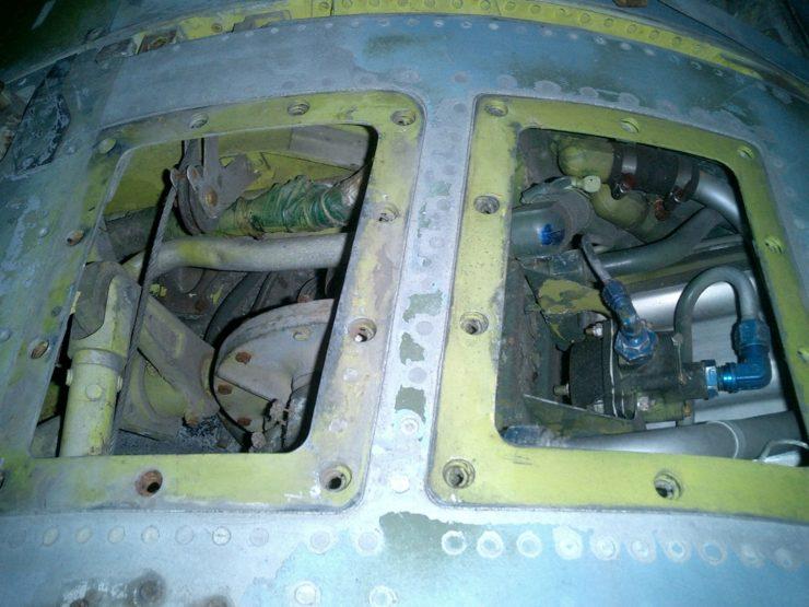 Republic F-84G Thunderjet Project 9