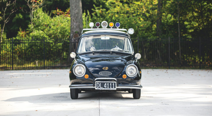 Subaru 360 Front