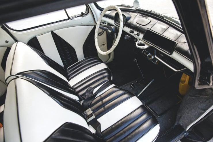 Subaru 360 Seats