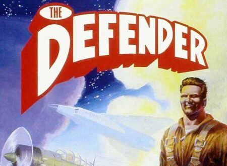 The Defender Bob Diemert Icon