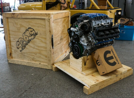 1,000 HP Mopar Hellephant 426 Hemi Crate Engine For Sale