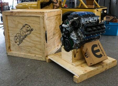 1,000 HP Mopar Hellephant 426 Hemi Crate Engine For Sale