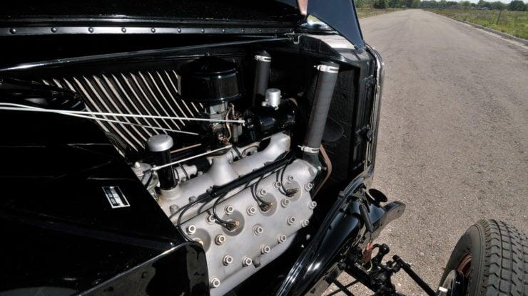 1933 Ford Flathead V8