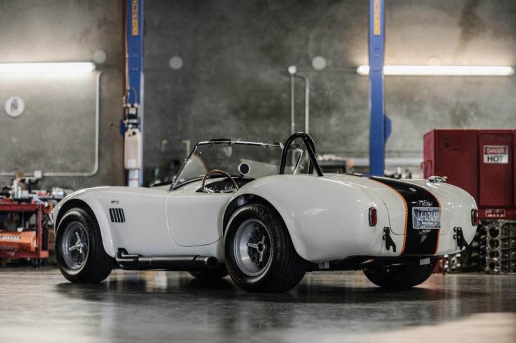 1965 Shelby 427 S:C Cobra Sanction II Back