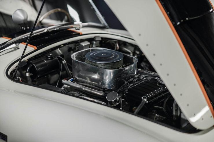 1965 Shelby 427 S:C Cobra Sanction II Engine 2