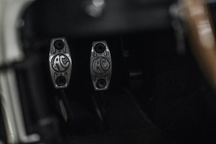 1965 Shelby 427 S:C Cobra Sanction II Pedals