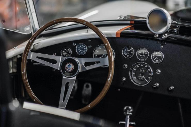 1965 Shelby 427 S:C Cobra Sanction II Steering Wheel