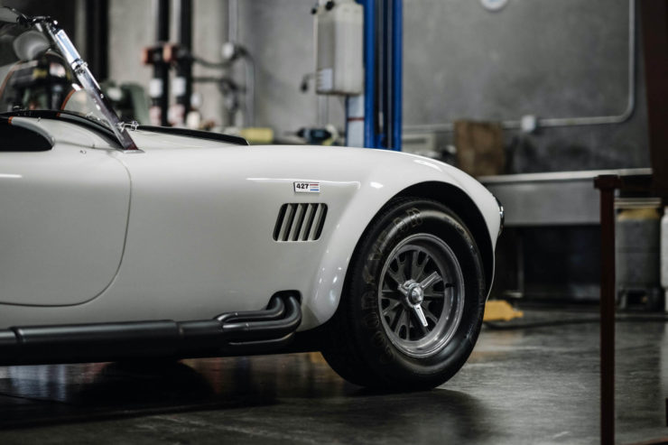 1965 Shelby 427 S:C Cobra Sanction II Wheel Arches