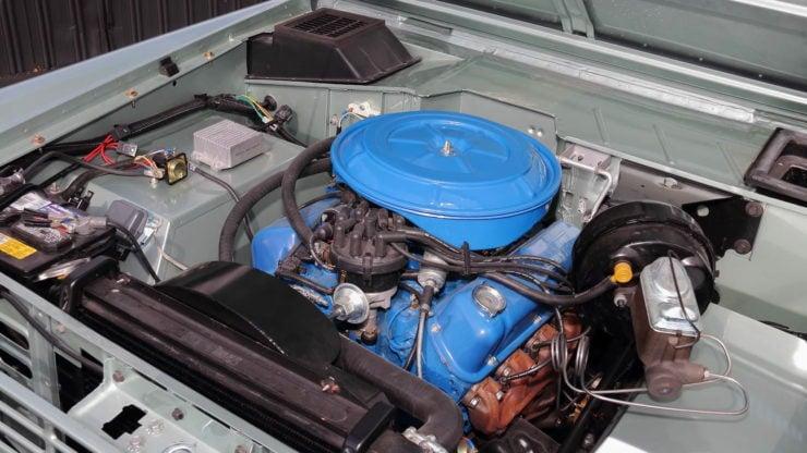 1969 Ford Bronco V8