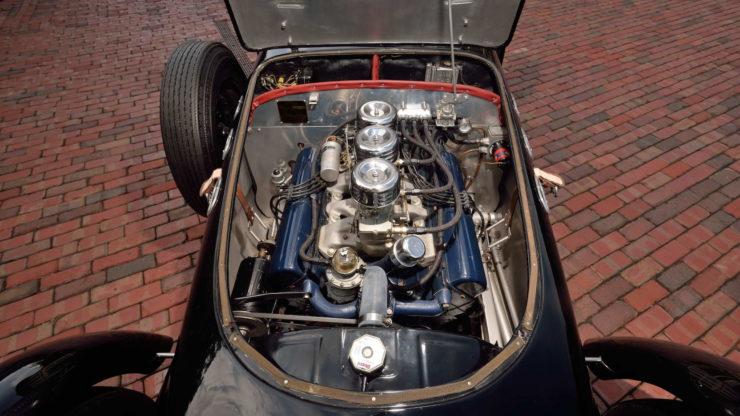 Allard J2 Car Engine