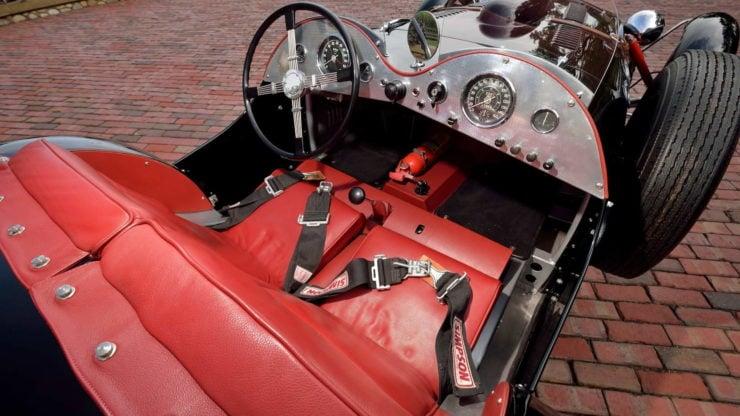 Allard J2 Car Seats