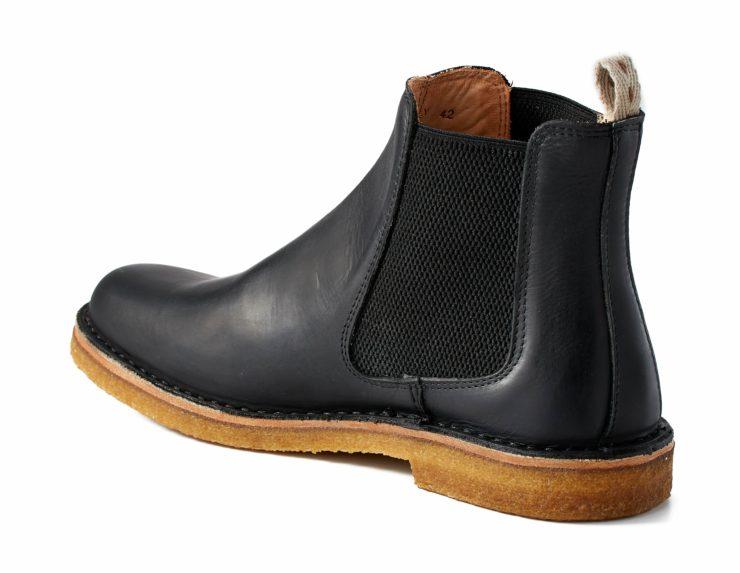 Astorflex Bitflex Chelsea Boot Back