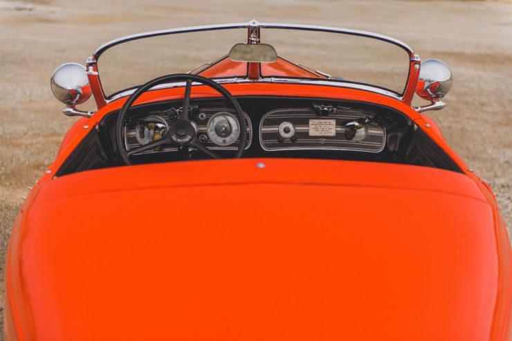 Auburn Boattail Speedster Back 2