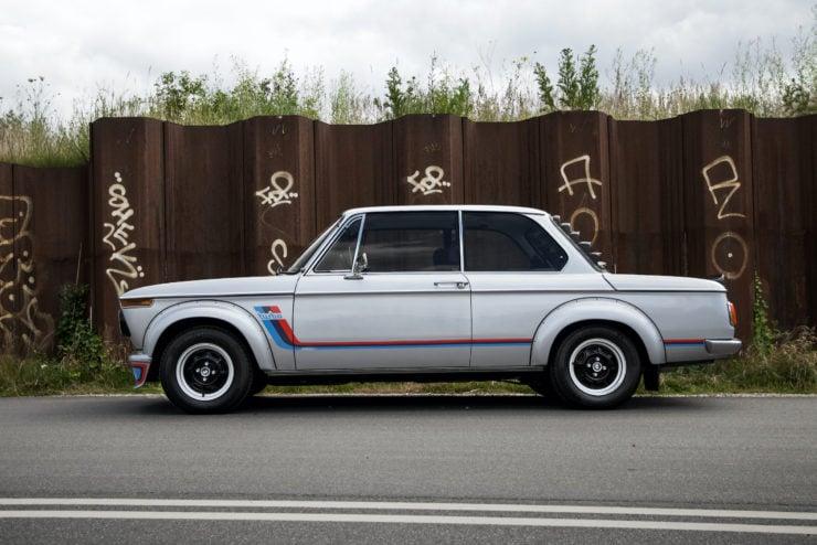 BMW 2002 Turbo Decals