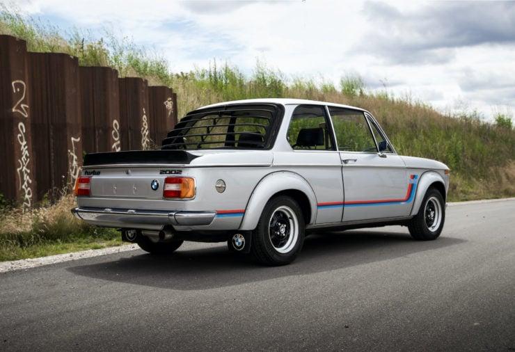 BMW 2002 Turbo Rear