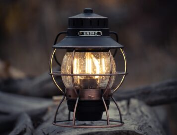 Barebones Railroad Lantern 1