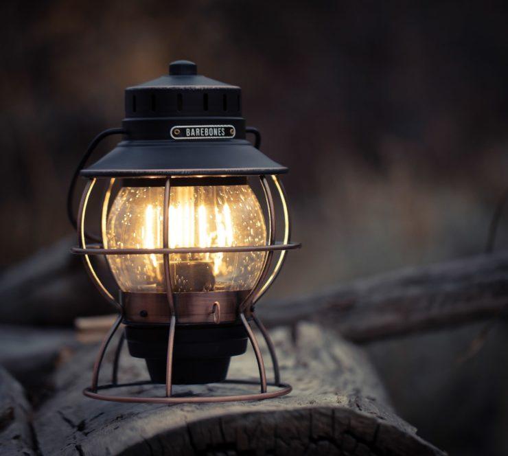 Barebones Railroad Lantern 2