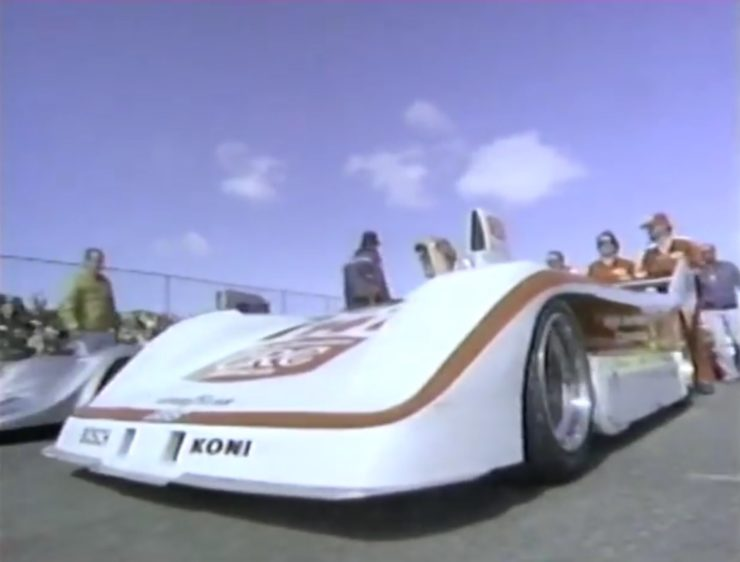 Can-Am Car