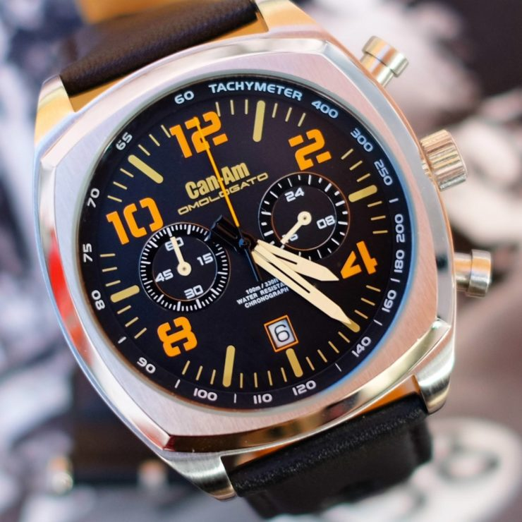 Can-Am Chronograph by Omologato 1