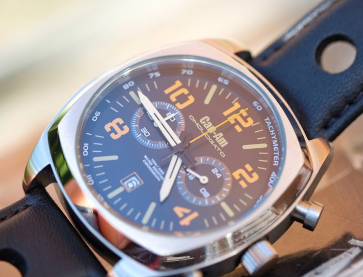 Can-Am Chronograph by Omologato 2