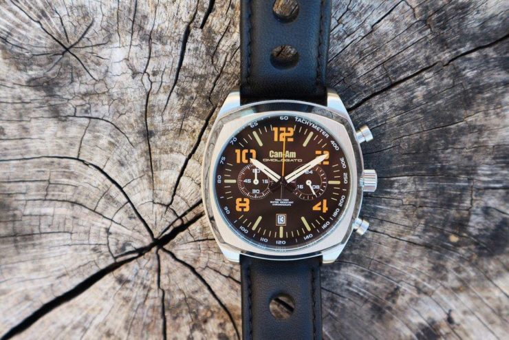 Can-Am Chronograph by Omologato 3