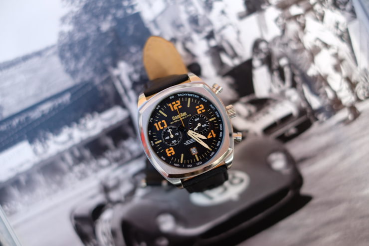 Can-Am Chronograph by Omologato 5