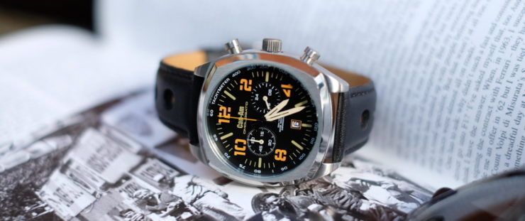 Can-Am Chronograph by Omologato 6