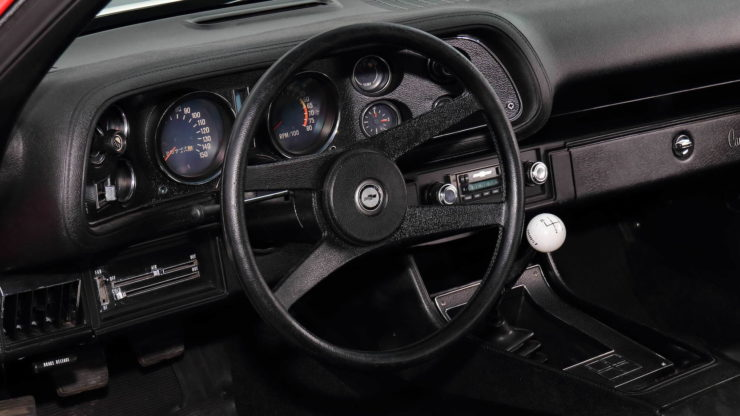 Chevrolet Camaro Z28 Steering Wheel