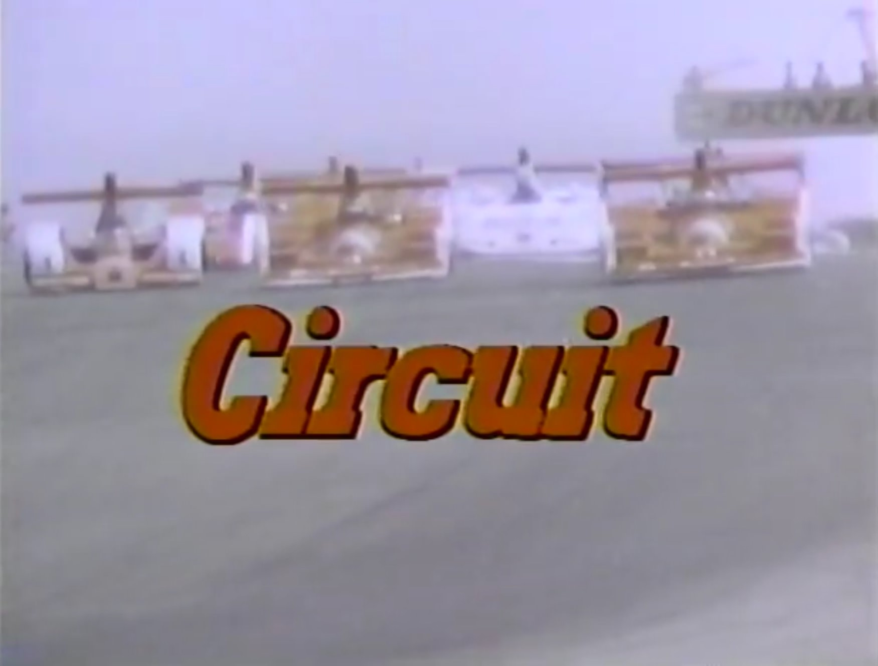 Must Watch Documentary: Circuit - A 1981 Can-Am Film Featuring Paul Newman