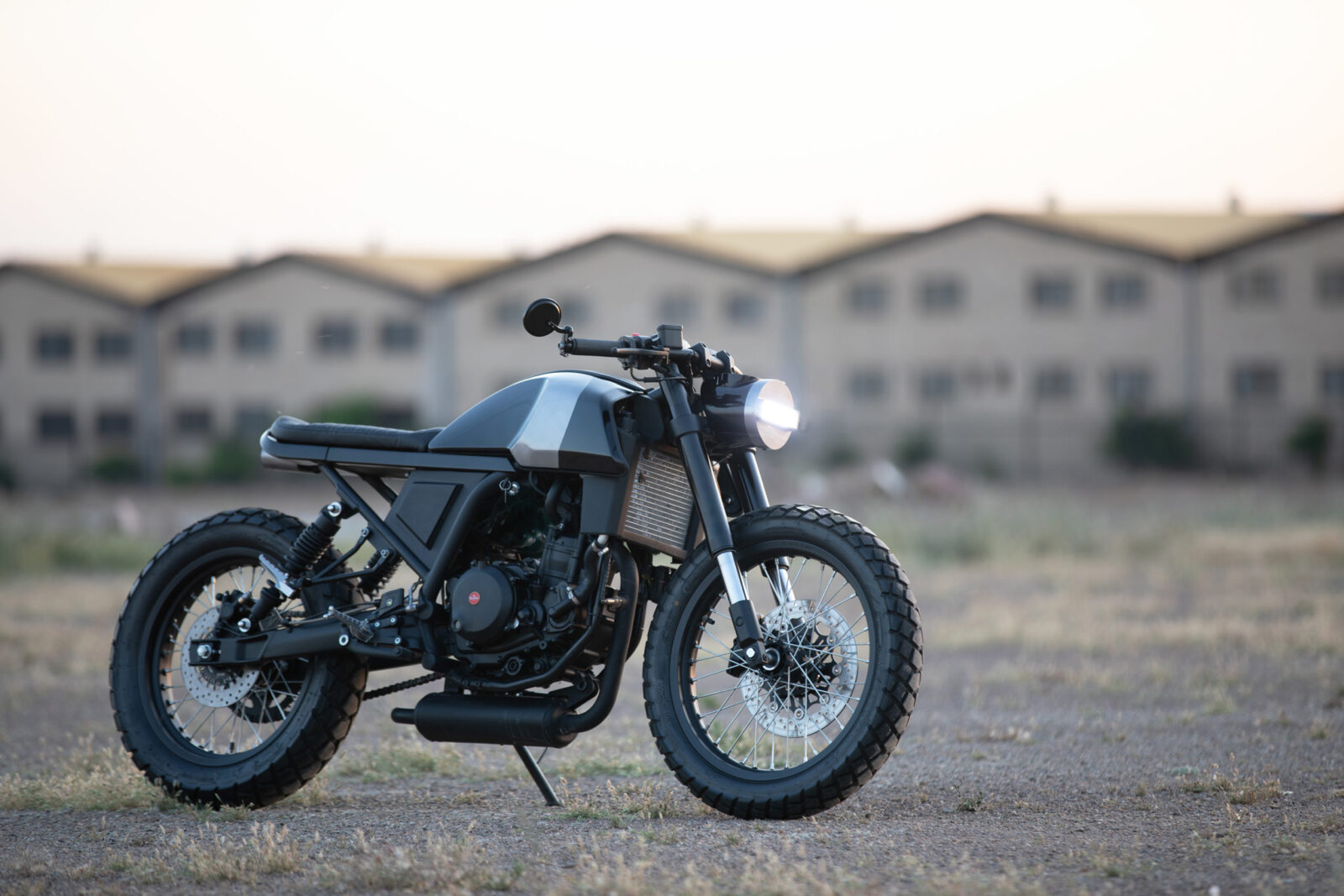 Custom F.B. Mondial HPS 300 2
