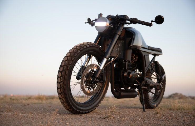 Custom F.B. Mondial HPS 300