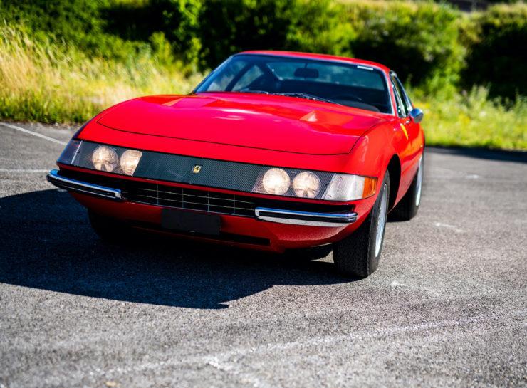 Ferrari Daytona Nose