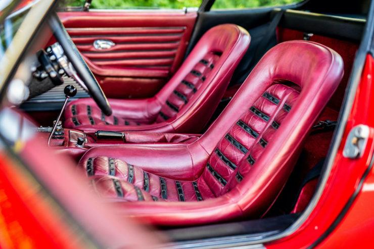 Ferrari Daytona Seats