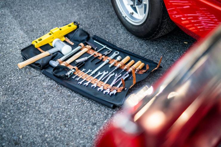 Ferrari Daytona Tool Roll