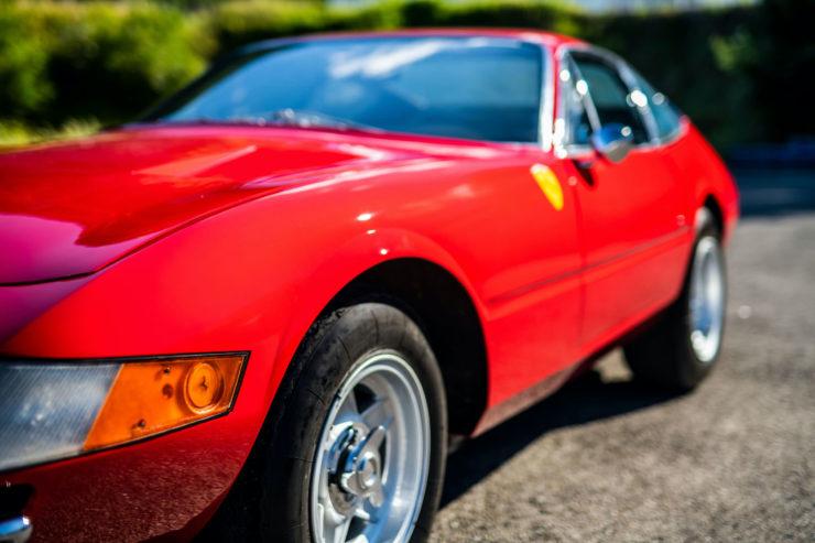 Ferrari Daytona Wheels