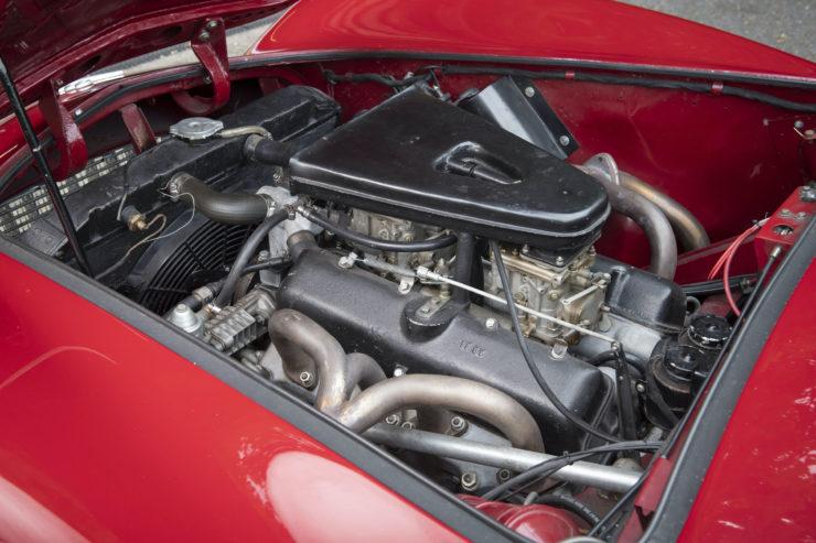 Fiat 8V Engine