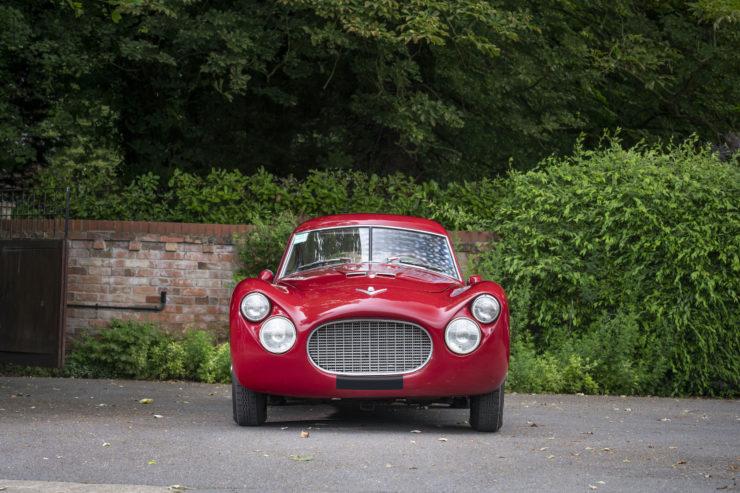 Fiat 8V Front