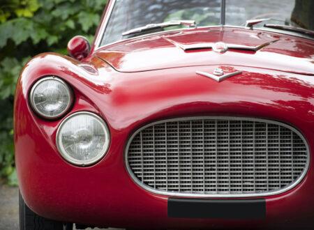 Fiat 8V Grille