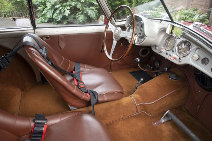 Fiat 8V Interior 2