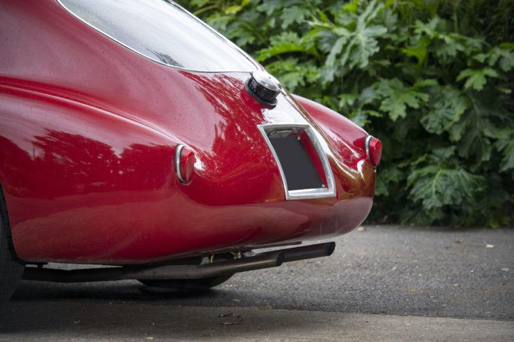 Fiat 8V Rear 2