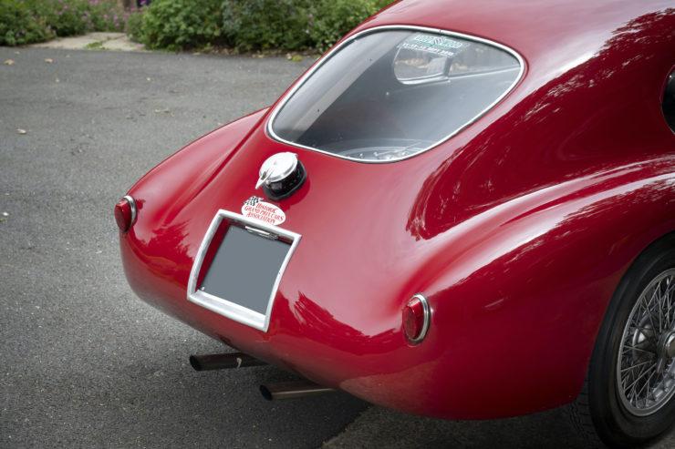 Fiat 8V Rear