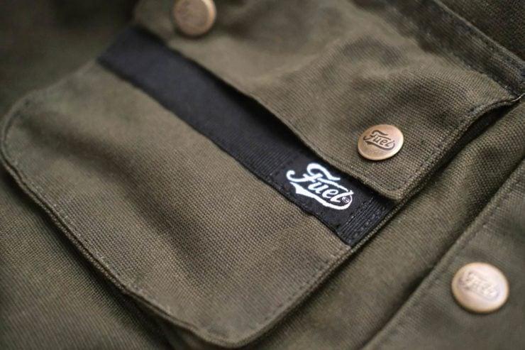 Fuel Division 2 Jacket Detail 2