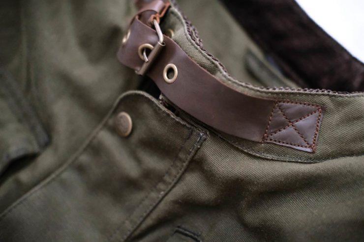 Fuel Division 2 Jacket Detail 3