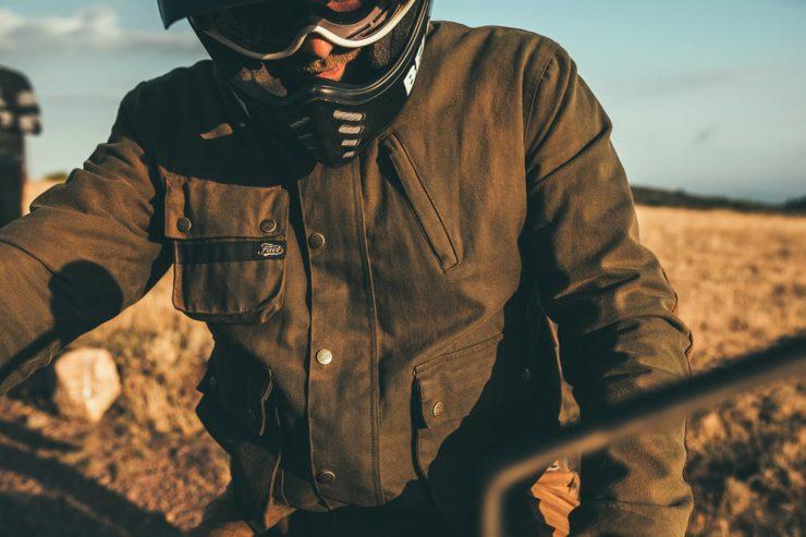 Fuel Division 2 Jacket Model