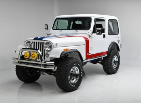 Gas Monkey Garage Jeep CJ7