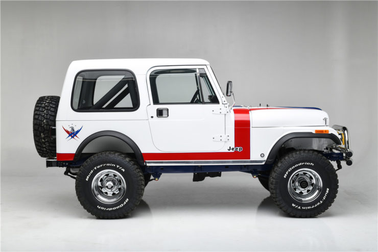 Gas Monkey Garage Jeep CJ7 Side 2