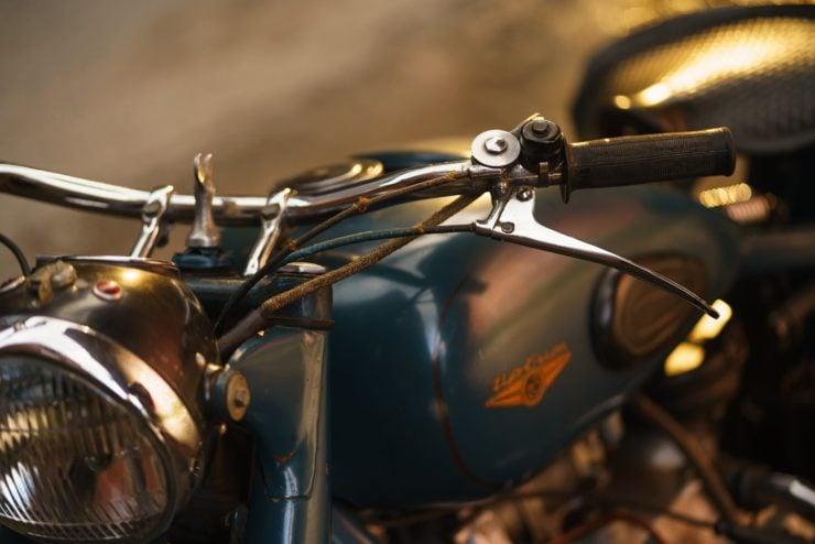 IMZ M-61 Soviet Motorcycle 11