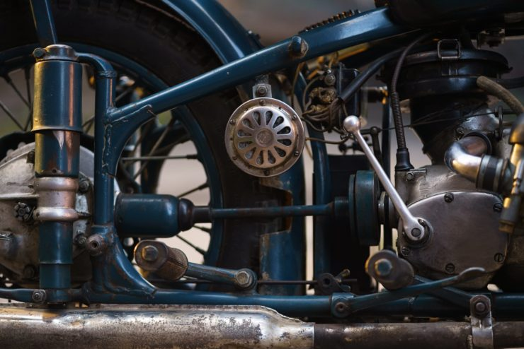 IMZ M-61 Soviet Motorcycle 16